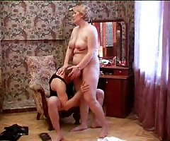 Lustful boy fulfills his dirty dreams with sexy milf