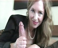 MILF Handjob #5 (Dirty Talking Stepmom)
